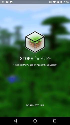 즐겨보세요 STORE for MCPE on PC 2