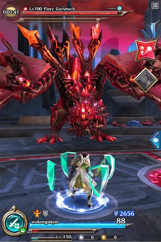 Играй Dragon Project На ПК 25