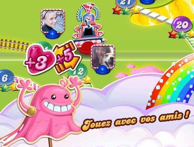 Jouez à  Candy Crush sur PC 18
