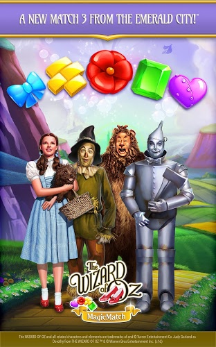 Play Wizard of Oz: Magic Match on PC 13