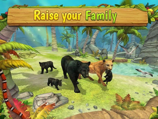 Play Panther Family Sim on PC 8
