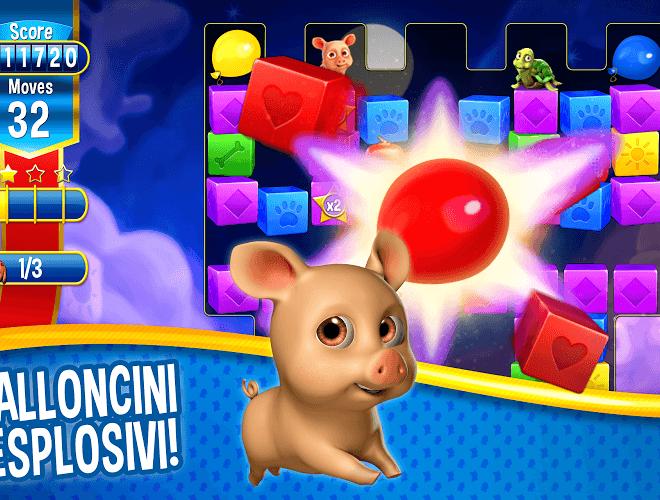 Gioca Pet Rescue Saga sul tuo PC 8