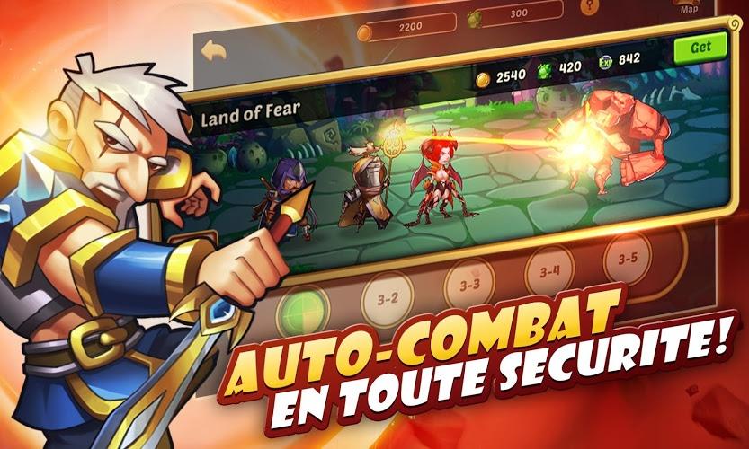 Jouez à  Idle Heroes sur PC 13