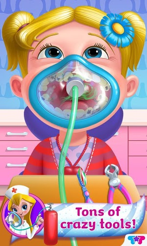 Play Dentist Mania: Doctor X Clinic on PC 4