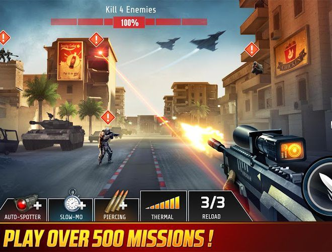 Play Kill Shot Bravo on PC 12