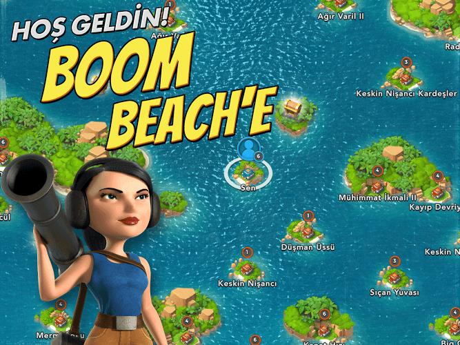 Boom Beach İndirin ve PC'de Oynayın 3