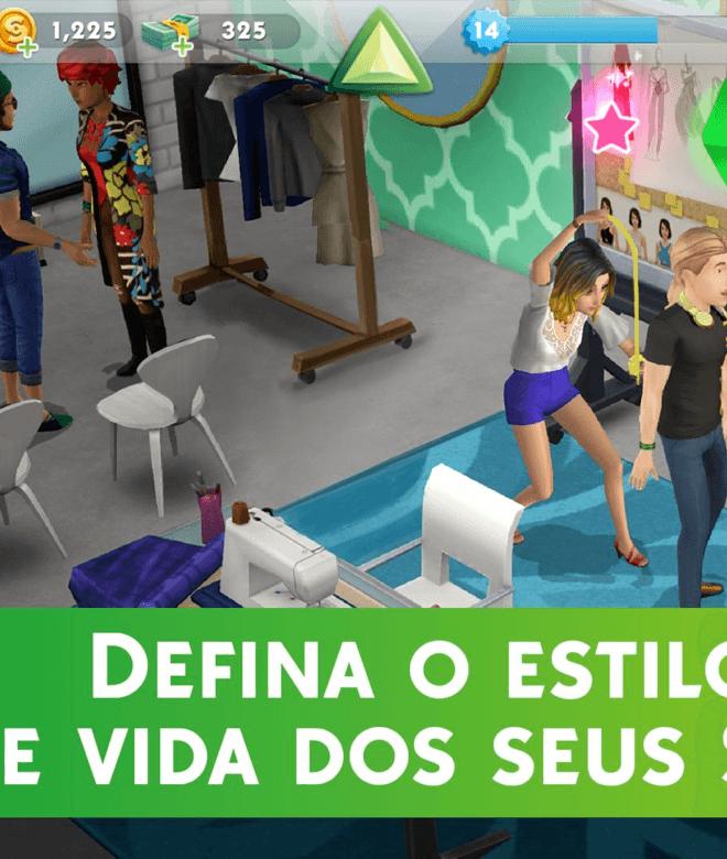 Jogue The Sims™ Mobile para PC 5
