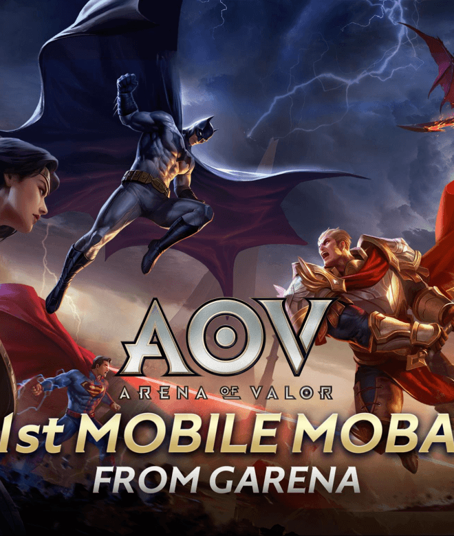 Main Garena AOV – Arena of Valor on PC 14
