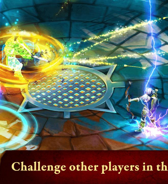 Guild of Heroes İndirin ve PC'de Oynayın 19