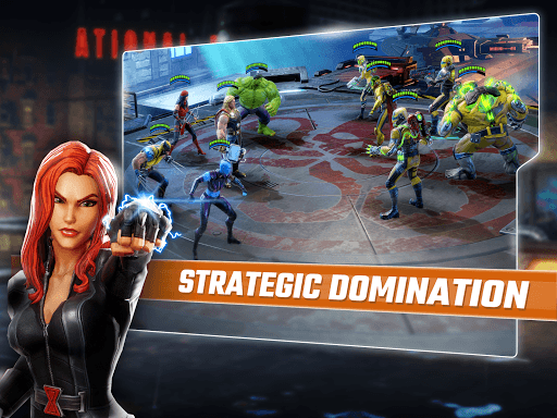 Play MARVEL Strike Force on PC 13
