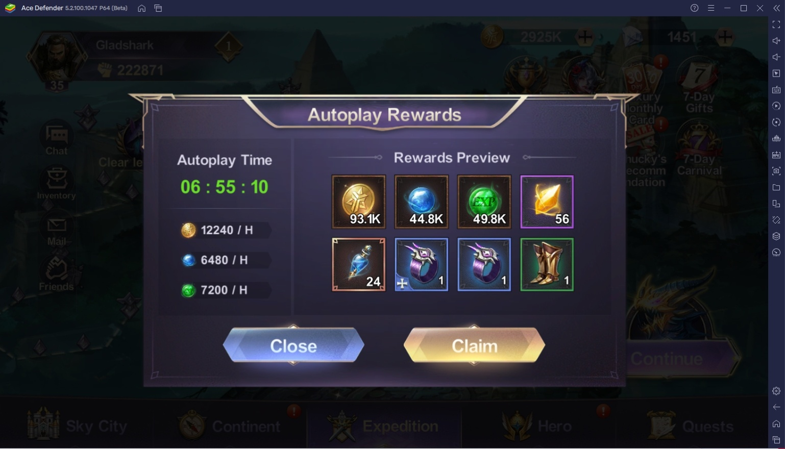 BlueStacks' Beginners Guide to Playing Ace Defender