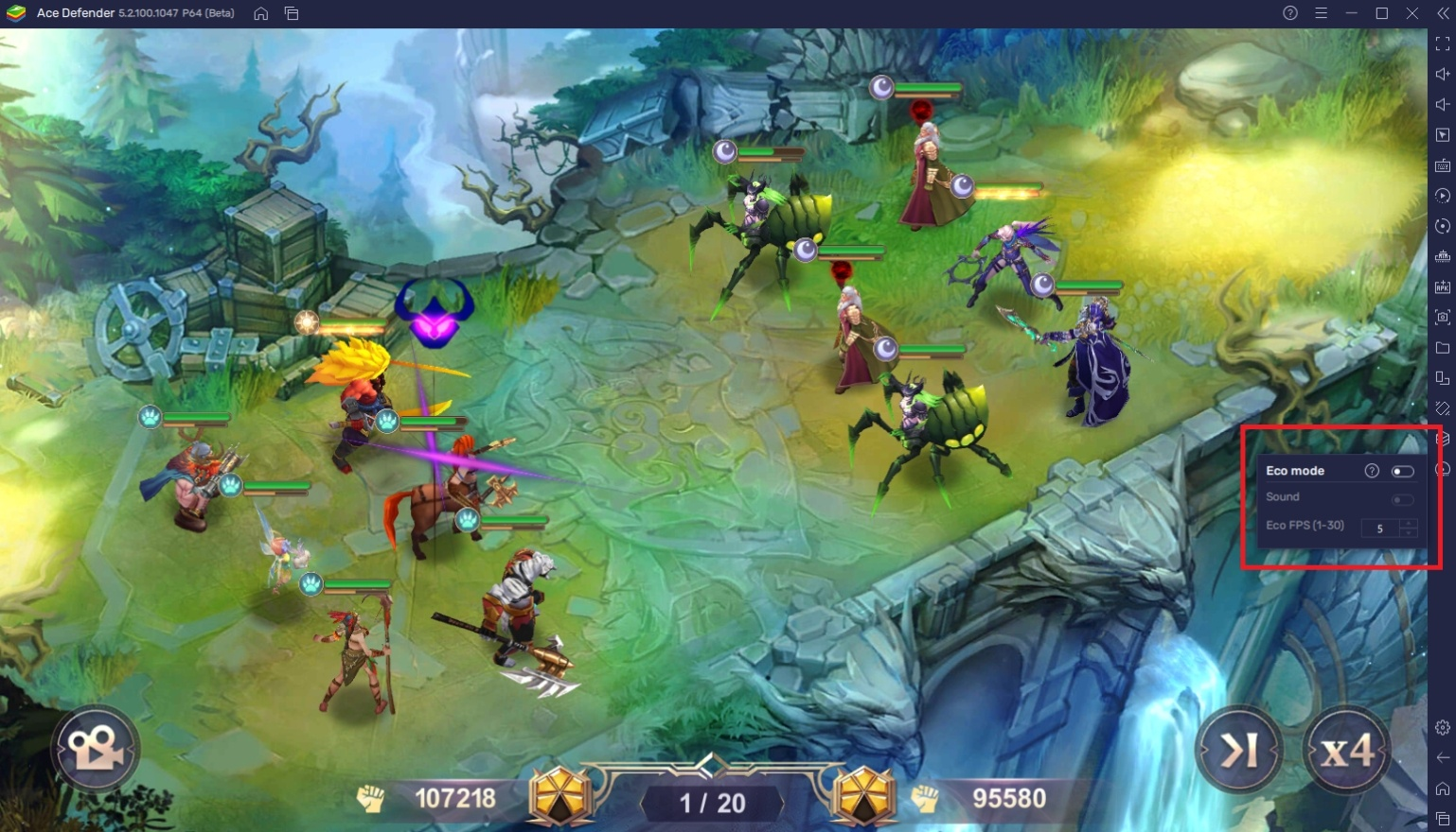 How to Play Ace Defender on PC with BlueStacks
