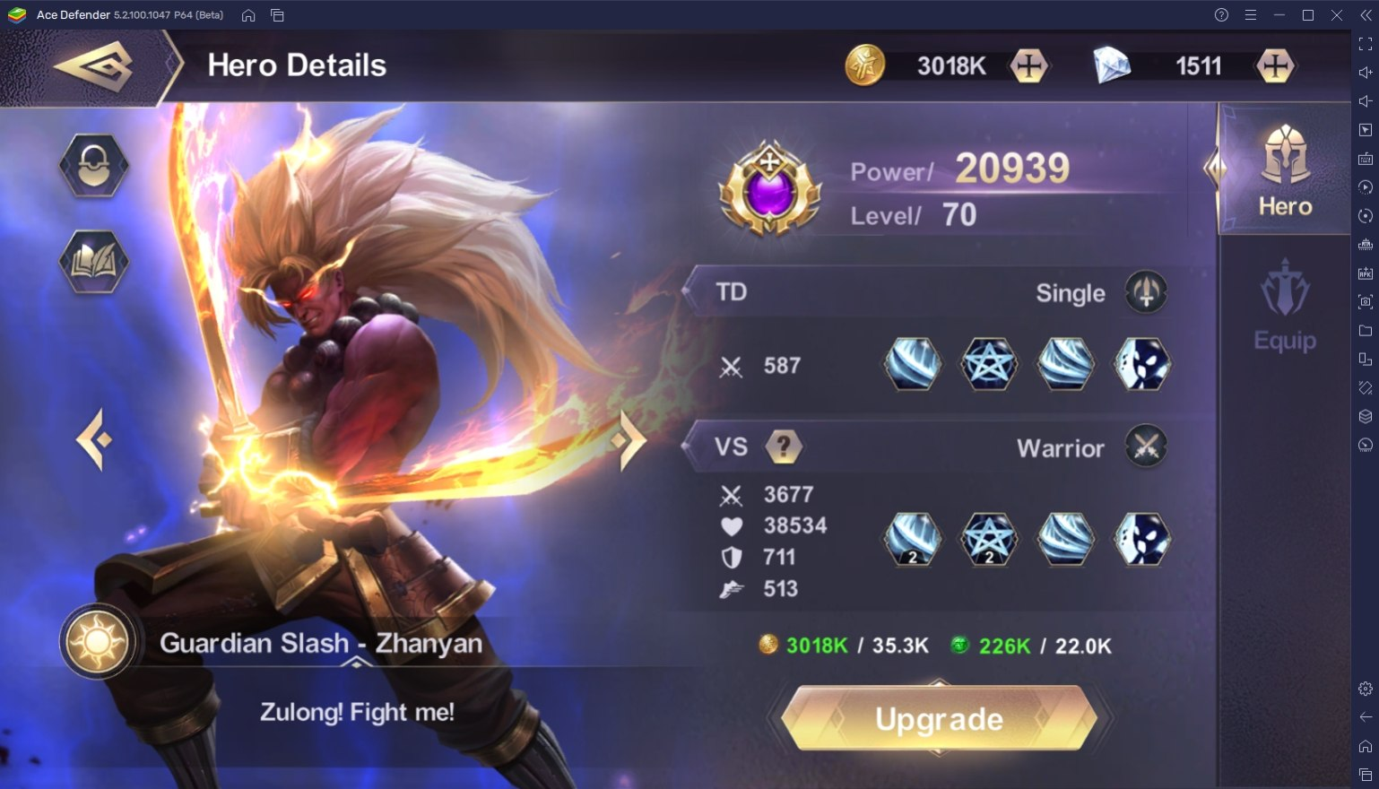 Ace Defender – A Guide to Heroes