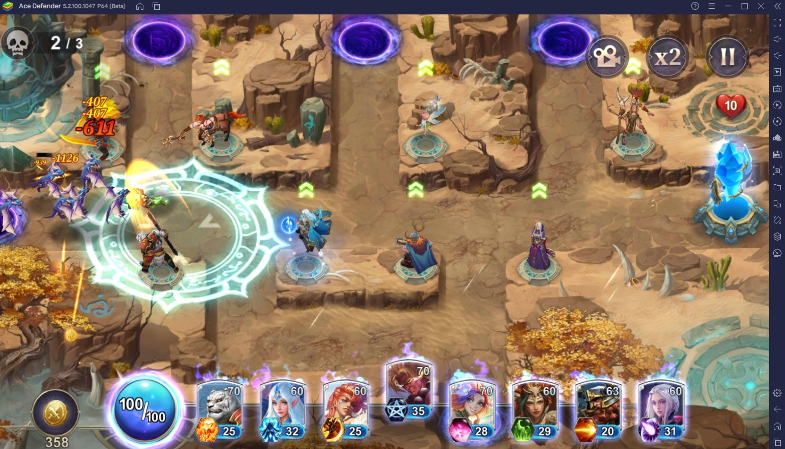 Advanced Tower Defense Strategies for Ace Defender