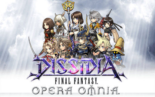 Jogue DISSIDIA FINAL FANTASY OPERA OMNIA para PC 3