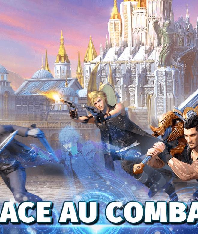 Jouez à  Final Fantasy XV: A New Empire sur PC 14