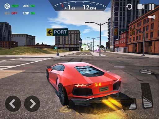 Играй Ultimate Car Driving Simulator На ПК 17