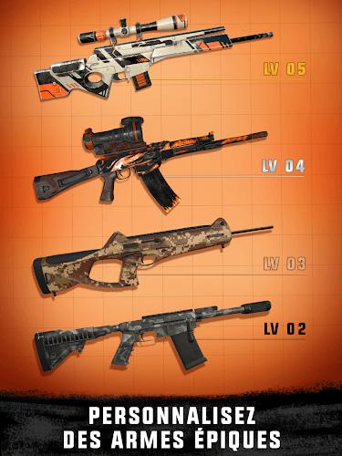 Jouez à  Sniper 3D Assassin®: Jeux de Tir Gratuit – FPS sur PC 4