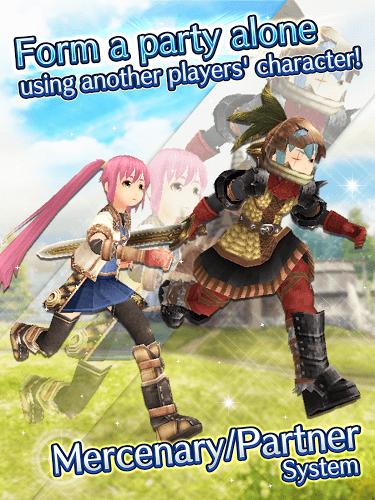 Играй RPG Toram Online На ПК 24