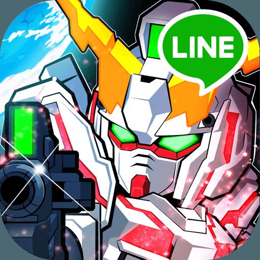 เล่น LINE: GUNDAM WARS on PC 1