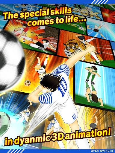 เล่น Captain Tsubasa: Dream Team on PC 12