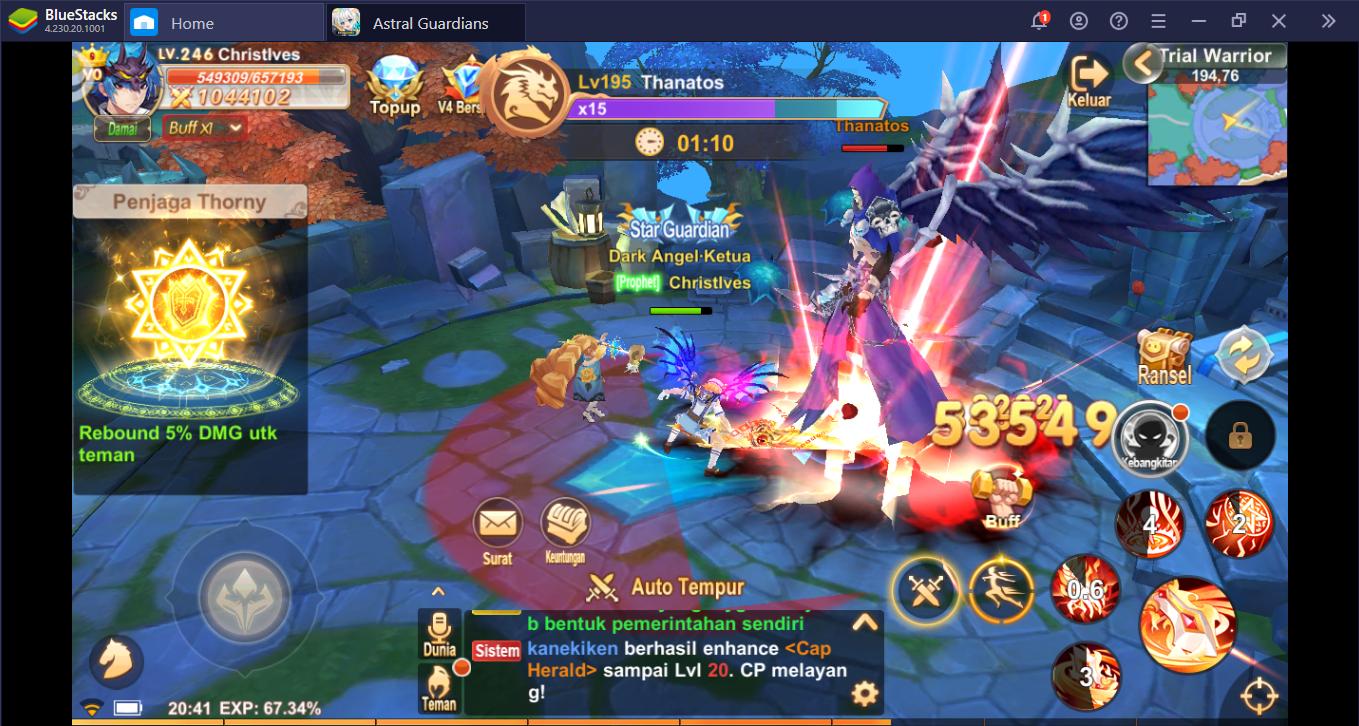 Panduan Meningkatkan CP Dengan Cepat di Astral Guardians: Cyber Fantasy