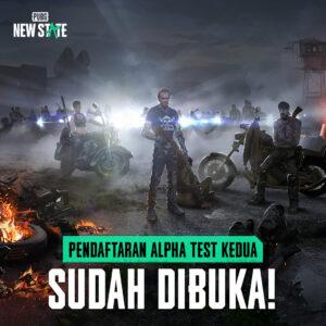 Tahap Alpha Test PUBG: New State Kedua Telah Dibuka Untuk Indonesia!