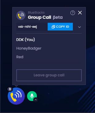 Cách thiết lập voice chat khi chơi Among Us trên PC bằng BlueStacks