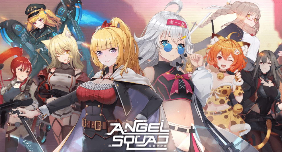Angel Squad Resmi Buka CBT Untuk Regional Indonesia!