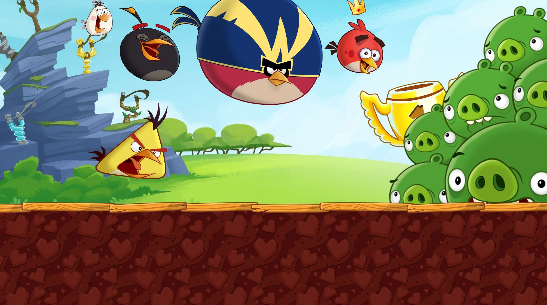 angry birds friends for pc free download full version