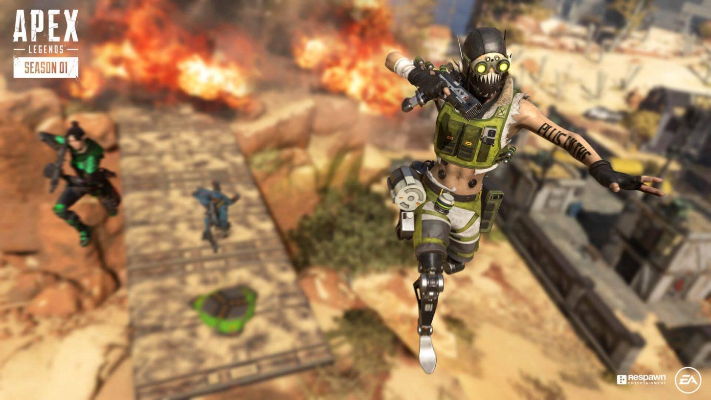 Download Apex Legends Battle Royale On Pc With Bluestacks