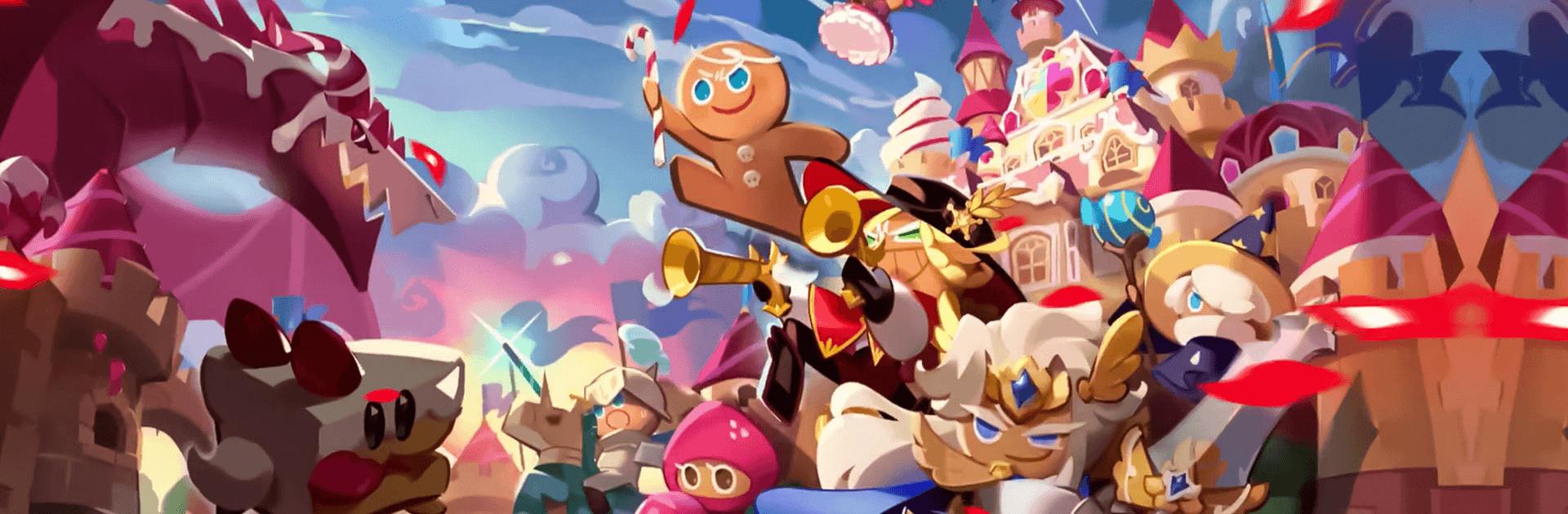 薑餅人王國