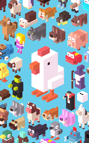 เล่น Crossy Road on PC 15