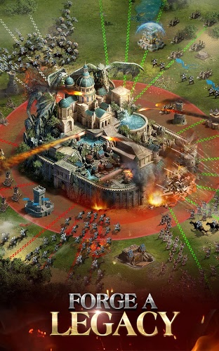Spustit Clash of Kings on PC 4