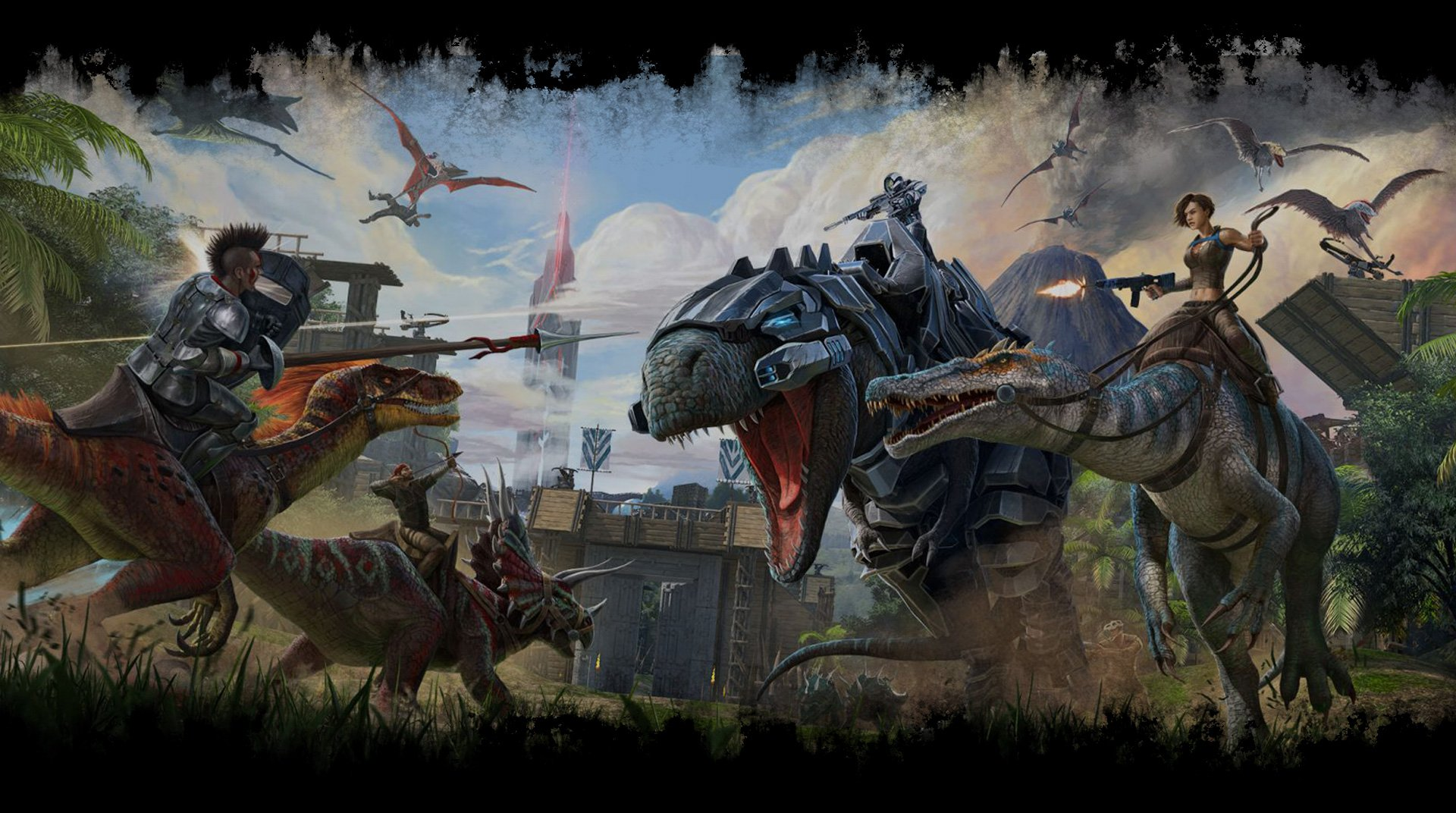 ark survival evolved apk bluestacks