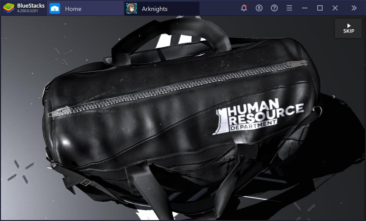 Tìm hiểu hệ thống nâng cấp nhân vật trong Arknights