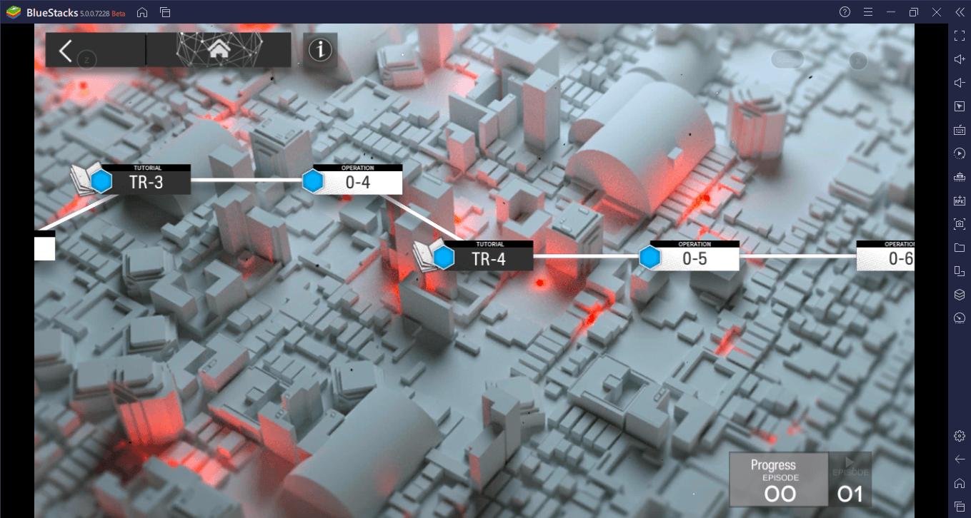 Cara Bertahan Arknights Secara Maksimal Dengan BlueStacks