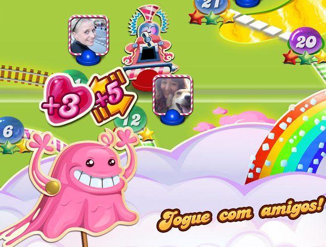 Jogue Candy Crush para PC 12