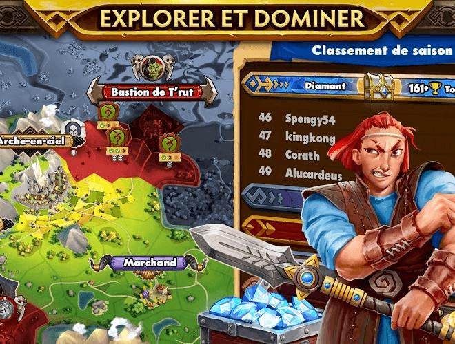 Jouez à  Warlords of Aternum sur PC 10