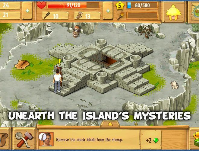 Play Island Castaway: Lost World on PC 11