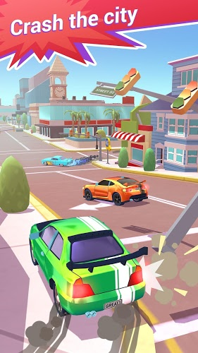 Play Crash Club: Drive & Smash City on PC 3