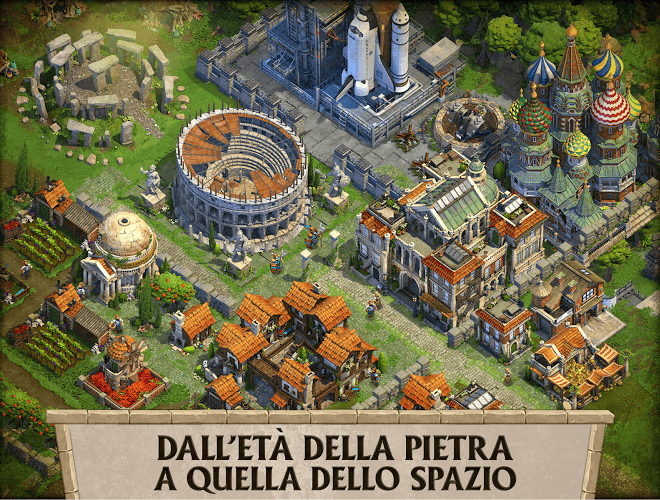 Gioca DomiNations on pc 9