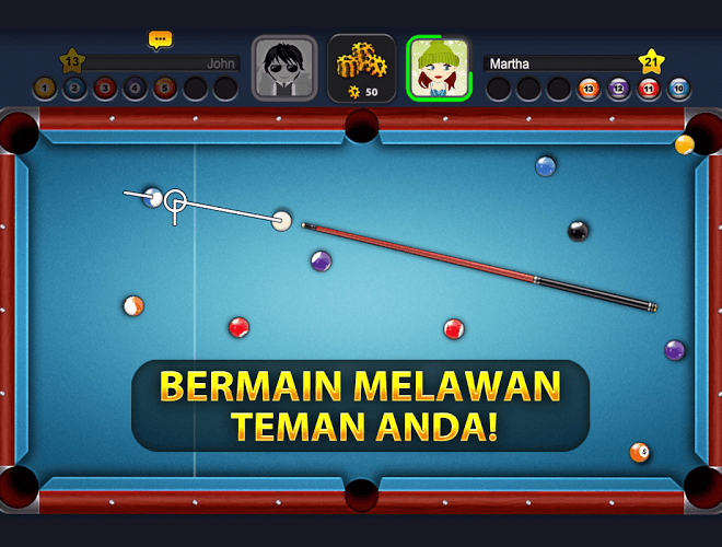 Main 8 Ball Pool on PC 2