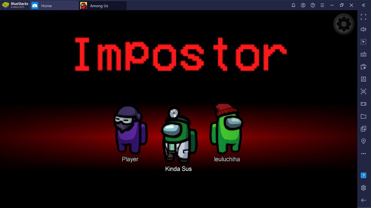 Panduan Impostor Among Us BlueStacks – Membawa Meta Gaming ke Level Berikutnya