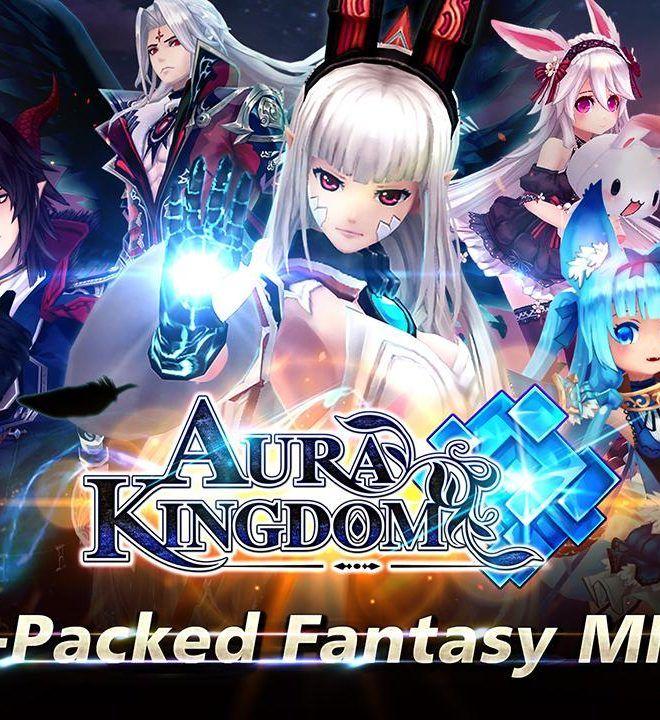 เล่น AURA KINGDOM on PC 2
