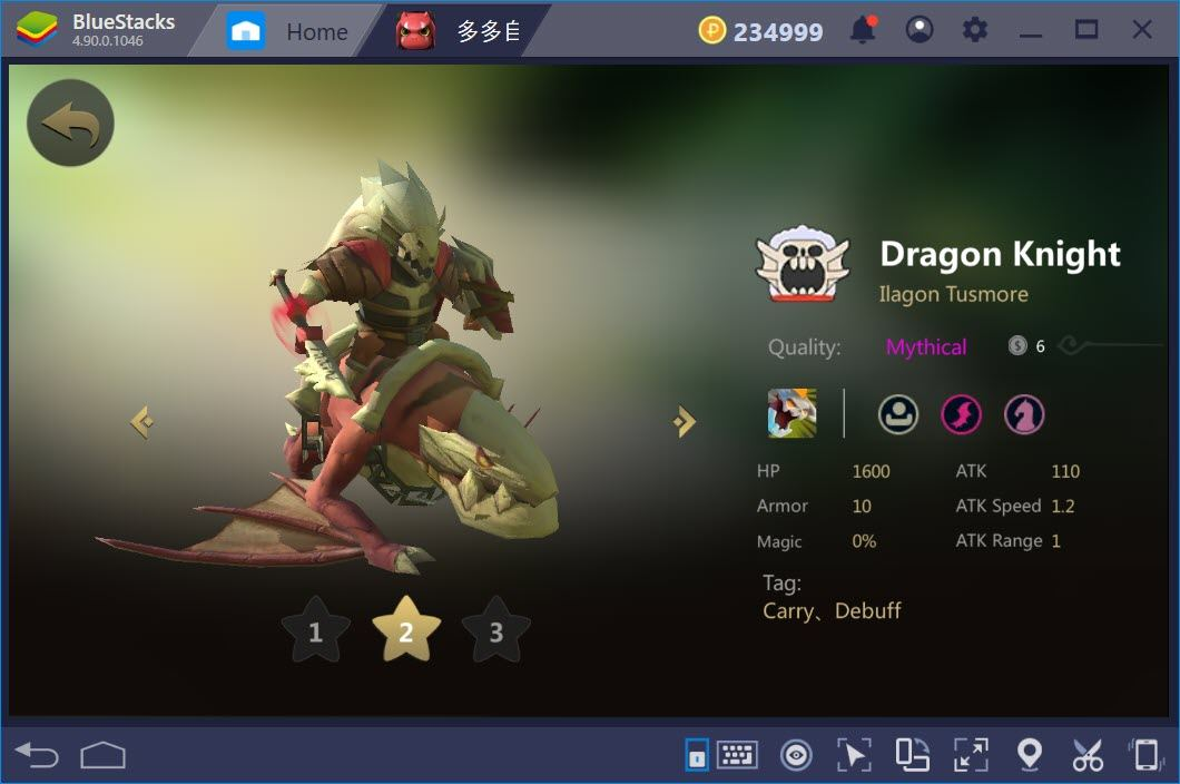 Auto Chess: Cùng xây dựng đội hình Full Mana Dragon