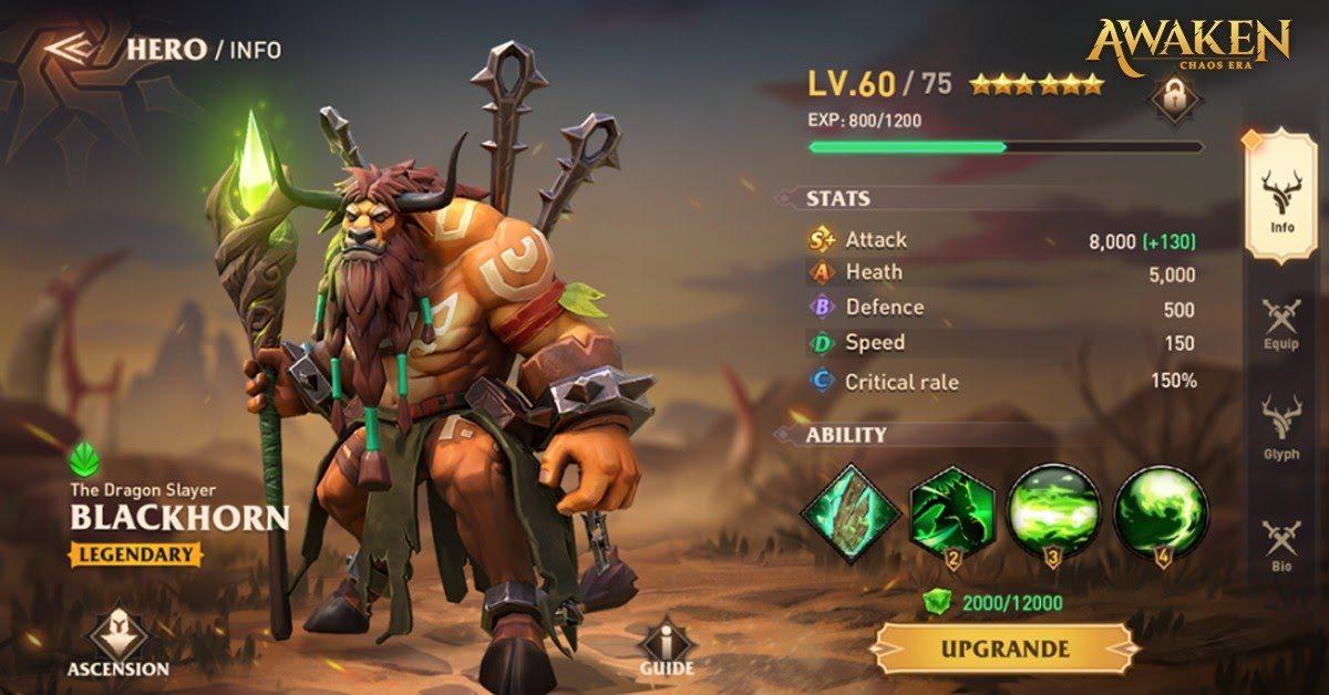 Состоялся релиз RPG Awaken: Chaos Era — «убийцы» RAID: Shadow Legends