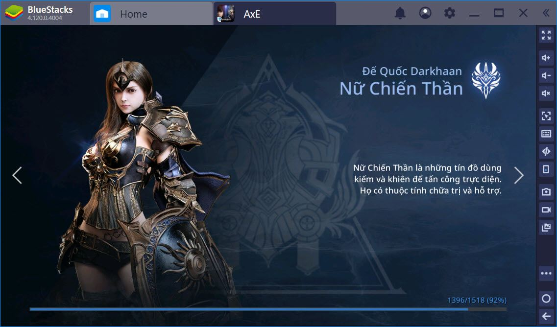 AxE Việt Nam: Liên minh Galanos hay Đế quốc Darkhaan, bạn theo phe nào?
