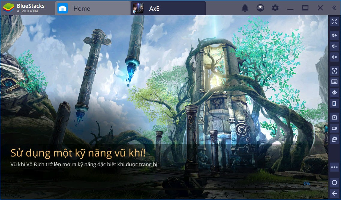 AxE: Alliance x Empire Việt Nam - Tối ưu kỹ năng lớp nhân vật