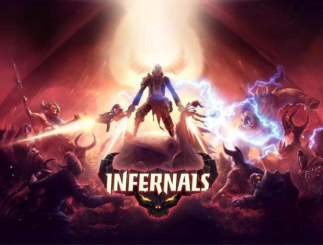 Играй Infernals — Heroes of Hell На ПК 7